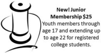Click here to sign up for Junior Membership