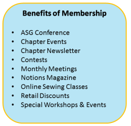 Nine benefits of membership. And there's more!