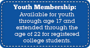 YouthMembershipPatch